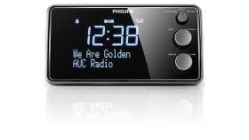 Philips Clock Radio, DAB+/FM, Digital tuning