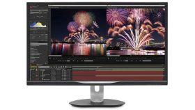 "Philips 31.5"" IPS QHD (2560x1440) HDR monitor, 450 cd/m?, 4ms, 50M:1, SmartErgoBase, USB-C Docking, VGA, DP, HDMI, USB-C"