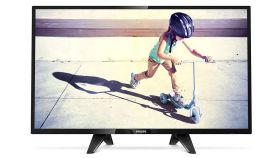 "Philips 32"" FHD, DVB-T2/C, Digital Crystal Clear, 50Hz FR, Micro Dimming, Superior Sound, 16W, 2x HDMI 1.4"
