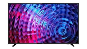 "Philips 43"" Full HD LED TV, DVB T/C/T2/T2-HD/S/S2, Pixel Plus HD, Micro Dimming, Incredible Surround, Clear Sound 16W"