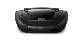 Philips CD радиокасетофон, Digital Audio Broadcasting, CD, MP3-CD, USB
