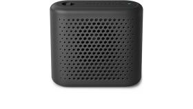 Philips Bluetooth® Безжична портативна тонколона, Акумулаторна батерия, 2 W - черен
