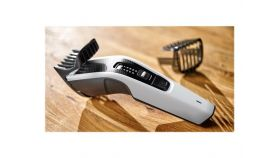 PHILIPS Series 3000 hair clipper Stainless steel blades 13 settings