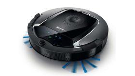 Philips Прахосмукачка-робот Smart-Pro Active 3-степенна система за почистване, 120 мин време за работа, Подсушаващо почистване, Накрайник TriActive XL
