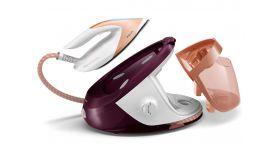 Philips Парогенератор PerfectCare Expert Plus, Макс. налягане 7, 5 бара, До 520 г парен удар, 1, 8 л подвижен воден резервоар, Ултралека ютия
