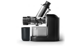Philips Смилаща сокоизстисквачка Viva Collection XL улей, 70 мм, Бързо почистване за 90 сек, Книжка с рецепти, Лесно сглобяване