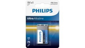 PHILIPS EXTREAMLIFE 9V ULTRA-ALKALI