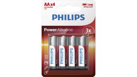 PHILIPS POWERLIFE LR6 AA 4-BLISTERI