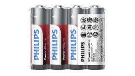 Philips Power Alkaline battery LR6 AA
