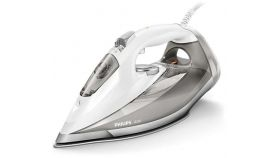 Philips Steam iron Azur, 50 g/min continuous steam, 220 g steam boost, SteamGlide Elite soleplate