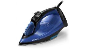 Philips Парна ютия PerfectCare 2500 W, 45 г/мин непрекъсната пара, 180 г парен удар, Гладеща повърхност SteamGlide Plus