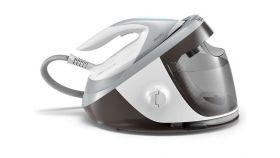 Philips Парогенератор PerfectCare Expert Plus, Макс. налягане 7 бара, До 420 г, парен удар, 1, 8 л подвижен воден резервоар, Ултралека ютия