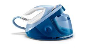 Philips Парогенератор PerfectCare Expert Plus, Макс. налягане 7, 5 бара, До 480 гр парен удар, 1, 8 л подвижен воден резервоар, Ултралека ютия
