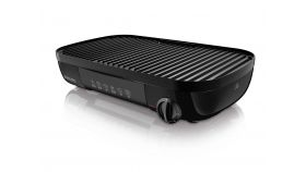 Philips Настолен грил Daily Collection 2000W Black