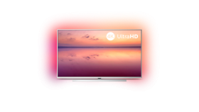 "Philips 43"" 4K Ultra HD, DVB-T/T2/T2-HD/C/S/S2, SmartTV, SAPHI, Build in Alexa"