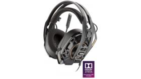Геймърски слушалки Plantronics RIG 500 PRO HC, Микрофон, Металик