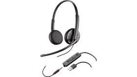 Професионална микрогарнитура  Plantronics Blackwire C325.1 Stereo