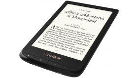 "eBook четец POCKETBOOK Touch Lux 4 PB627, 6"", Черен"