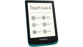 "eBook четец POCKETBOOK Touch Lux 4 PB627, 6"", Емералд"