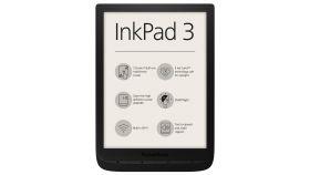 "eBook четец PocketBook InkPad 3 PB740, 7.8"", Черен"