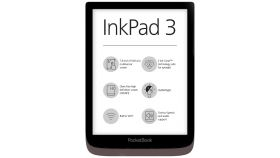 "eBook четец PocketBook InkPad 3 PB740, 7.8"", Тъмнокафяв"