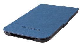 Калъф PocketBook Shell Cover Muffled, за eBook четец, 6 inch, Син
