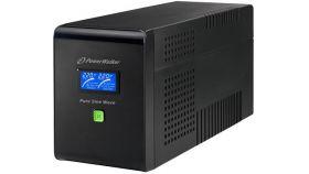 Powerwalker VI 2000PSW UPS аварийно захранване  подходящ за помпи, мотори и електродвигатели.