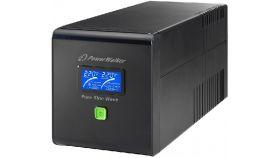Powerwalker VI 750PSW UPS аварийно захранване  подходящ за помпи, мотори и електродвигатели.