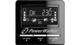 UPS POWERWALKER VI 2000 CW IEC, 2000 VA, Line Interactive