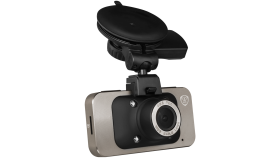 Car Video Recorder PRESTIGIO RoadRunner 545GPS (FHD 1920x1080@30 fps, 2.7 inch screen, NTK96650, 12 MP, 170? viewing angle, HD-port, mini USB, 4x zoom, 130 mAh, GPS, Night Vision, EIS, IR, HDR, Gun Metal colour)