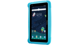 """Prestigio Smartkids, PMT3197_W_D, wifi, 7"""" 1024*600 IPS display, up to 1.3GHz quad core processor, android 8.1(go edition), 1GB RAM+16GB ROM, 0.3MP front+2MP rear camera, 2500mAh battery"""