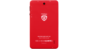 "Prestigio Wize 3407 4G, 7"" WXGA(600*1024)IPS display, Single SIM, have call function, Android 5.1, 1.3GHz quad core, 1GB DDR, 8GB Flash, 0.3MP front + 2MP rear camera, 2800mAh Battery, color/Coral"