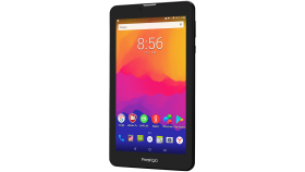 "Prestigio Wize 3437 4G, PMT3437_4G_C_BG, Dual SIM, 4G, 7""(1024*600)IPS display, Android 7.0, up to 1.3GHZ quad core, 1GB DDR, 8GB Flash, 0.3MP Front camera, 2MP rear camera, 2500mAh battery"