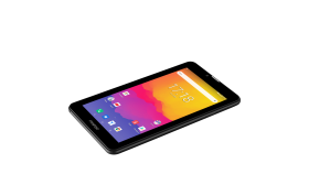 """prestigio wize 4137 4G, PMT4137_4G_D, dual SIM card, have call function,7"""" (600*1024) IPS display, LTE, up to 1.4GHz quad core processor,Android 8.1 go, 1GB + 16GB , 0.3MP  + 2.0MP camera, 2500mAh battery"""