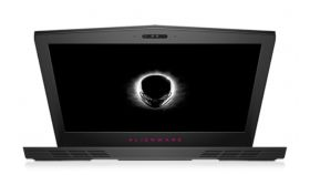 "Dell Alienware 15 R3, Intel Core i7-7700HQ (up to 3.80GHz, 6MB), 15.6"" UHD (3840x2160) IGZO IPS AG 300-nits, HD Cam, 16GB 2667MHz DDR4, 1TB HDD+256GB PCIe SSD, NVIDIA GeForce GTX 1070 8GB GDDR5, 802.11ac, BT 4.1, BK, MS Win10, 3Y PS"