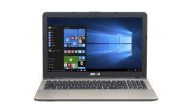 """Asus X541UA-GO1372, Intel Core i3-7100U (2.4GHz, 3MB), 15.6"""" HD (1366x768) LED Glare, Web Cam, 4GB DDR4, 1TB HDD, Intel HD graphics 620, DVD+/-RW, 802.11n, BT 4.0, Linux, Chocolate Black"""