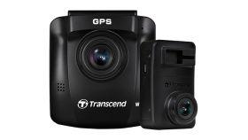 Transcend 32Gx2, Dual Camera Dashcam, DrivePro 620, Dual 1080P, Sony Sensor, GPS