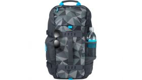 "HP 15.6"" Odyssey Sport Backpack Facets Grey"