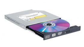 LG GTC0N Slim Internal DVD-RW, Super Multi, Double Layer, Black