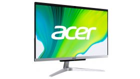 """Acer Aspire C22-963 AiO, 21.5"""" FHD (1920x1080) IPS, No Touch,  Intel Core i3-1005G1 (1.2GHz, 4MB), 8GB DDR4 (max.32GB 2666MHz),1 MPx, 1TB HDD, M2 slot, SD Card, Intel UHD Graphics, 802.11ac, Kbd & Mouse, HDMI, Endless OS"""