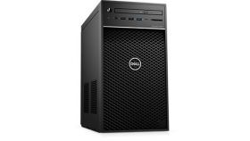 Dell Precision 3630 Tower, Intel Xeon E-2136 (3.3GHz, 6 Core, 12MB), 16GB 2666MHz DDR4 UDIMM, M.2 256GB, 1TB SATA, Radeon Pro WX 5100 8GB, DVD+/-RW, Intel vPro, Mouse & Keyboard, Windows 10 Pro, 3Y NBD