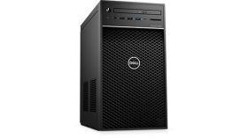 Dell Precision 3630 Tower, Intel Core i7-9700, (3.0GHz, 8 Core, 12MB), 16GB (2x8GB) 2666MHz DDR4 UDIMM, 512GB SSD, 1TB SATA, Nvidia Quadro P2200 5GB, Mouse & Keyboard, Windows 10 Pro, 3Y NBD