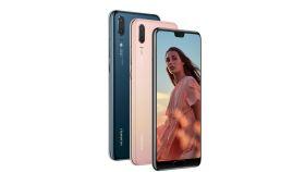 "Huawei P20, Dual SIM, EML-L29C, 5.8"", FHD 2244x1080, Kirin 970 Octa-core+ i7 (4x2.36GHz Cortex A73&4x1.8 GHz Cortex-A53), 4GB RAM, 128GB, 4G LTE, Dual Camera 12MP+20MP(monochrome)+24MP Front camera, BT, FPR, WiFi 802.11ac, Android 8.1, Pink Gold"