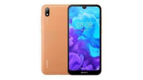 "Huawei Y5 2019, Amber Brown, Dual SIM, AMN-L29, 5.71"", FullView, 1520x720, MTK MT6761 Quad-core 4?2.0GHz, 2GB, 16GB,  4G LTE, 13MP/5MP, BT, WiFi 802.11 b/g/n, Android 9"