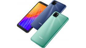 """Huawei Y5p, Black, Dual SIM, Dura-L29A, 5.45"""", 1440x720, MTK MT6762R Octa Core 4?Cortex A53 2.0GHz+4?Cortex A53 1.5GHz, 2GB/32GB, 4G LTE, 8MP/5MP, BT, WiFi 802.11 b/g/n, Android 10.1 (Go edition), EMUI 10.1, HMS"""