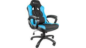Genesis Gaming Chair Nitro 330 Black-Blue (Sx33)