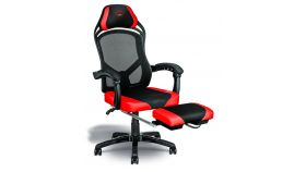 TRUST GXT 706 Rona Gaming Chair with footrest