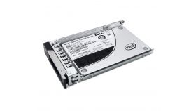 Dell 480GB SSD SATA Read Intensive 6Gbps 512e 2.5in Hot Plug S4510 Drive, 1 DWPD,876 TBW, CK