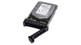 NPOS - 1.2TB 10K RPM SAS 12Gbps 512n 2.5in Hot-plug Hard Drive, 3.5in HYB CARR, CK