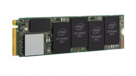 Intel SSD 660P 512GB  Series M.2 NVMe PCIe 3.0 x 4 80mm QLC